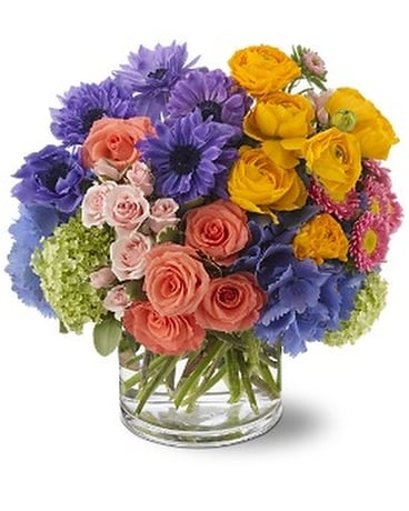 Spring Sonnet Flower Arrangement