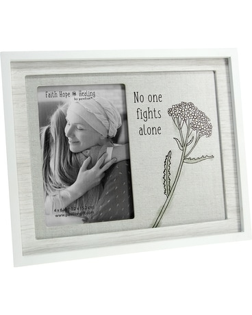 Frame - No One Fights Alone Custom product
