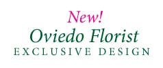 New Oviedo Florist Exclusive Design