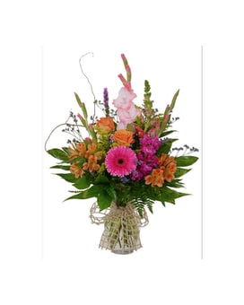 Thinking Of You Flower Arrangement