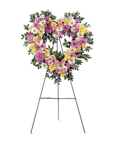 LOVING HEART MEMORIAL Funeral Arrangement
