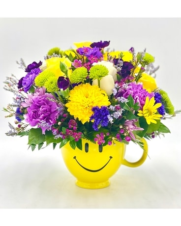 Happiness by Arrowhead Flower Arrangement