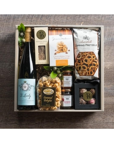 Sweet Binge Snack Crate