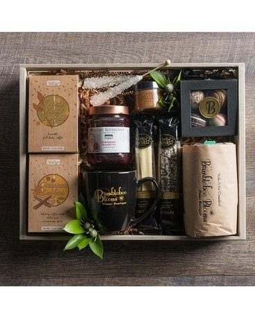 The Morning Buzz Coffee Crate
