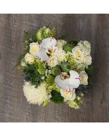 Medium Flower Gift Box