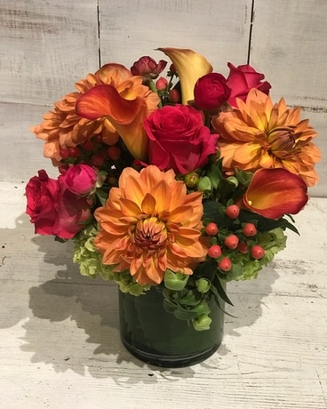 Summer Hush Flower Arrangement