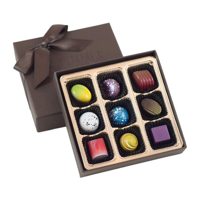 Local Christophe Hand Painted Chocolates