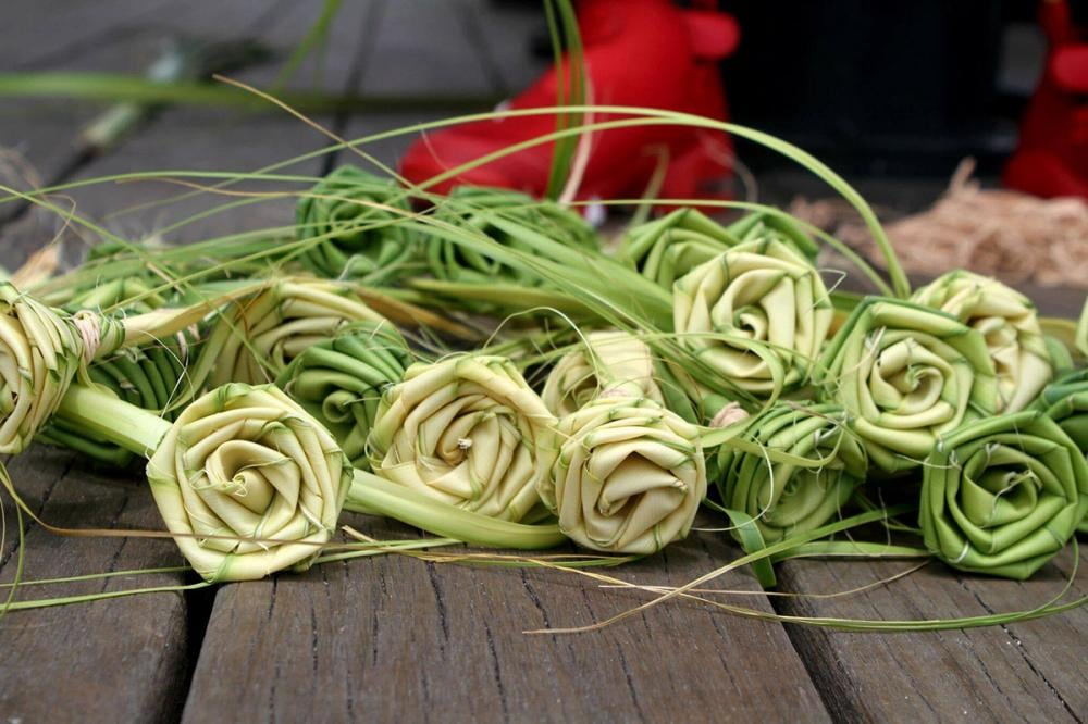 Charleston Sweetgrass Roses