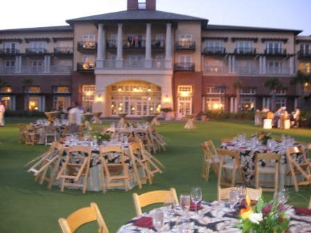 Sanctuary Hotel After Servicing Kiawah Island