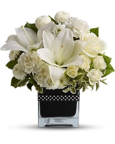Teleflora's High Society - by Cherryland Floral & Flower Arrangement