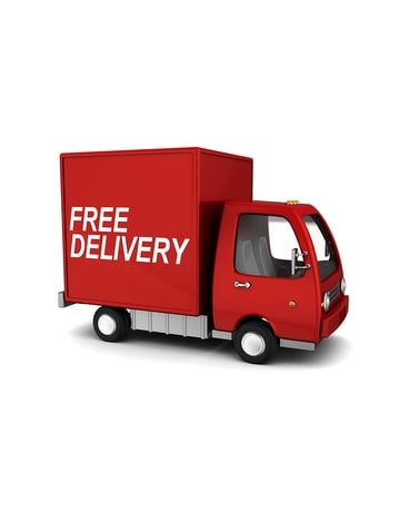 AUTOMATIC FREE LOCAL DELIVERY Custom product