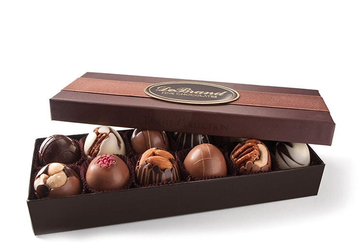 Box of Gourmet Chocolates