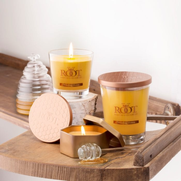Root Candle - Soy Blend