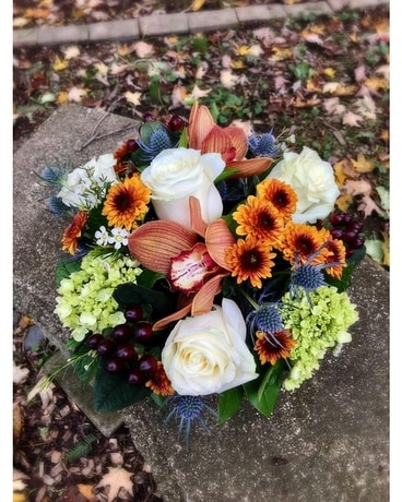 Autumn Tale Flower Arrangement