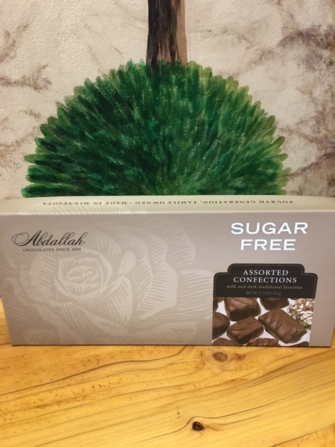 Abdallah Sugar Free Chocolates