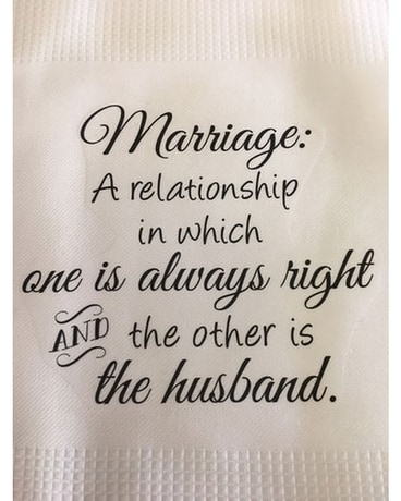Marriage Is A Relationship Gifts