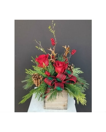 Woodland Wishes Flower Arrangement