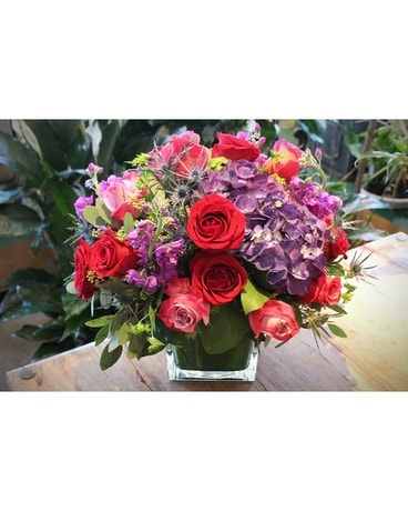 Enchanted Evening Flower Arrangement
