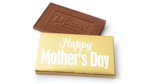 Mother's Day Chocolate Thoughts