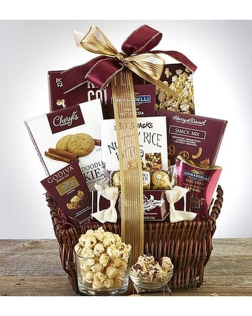 Chocolate Gift Basket Gift Basket