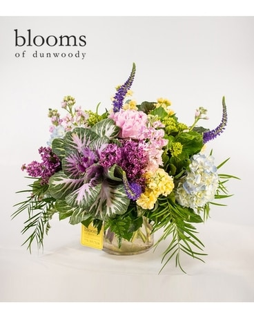 Kale Garden Flower Arrangement