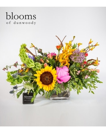 Sun Salutations Flower Arrangement