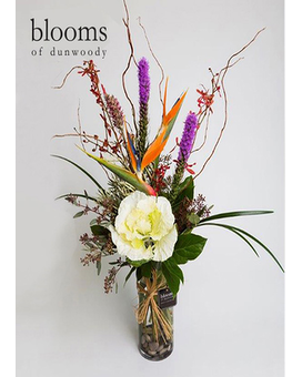 Tropical-Splendor Flower Arrangement