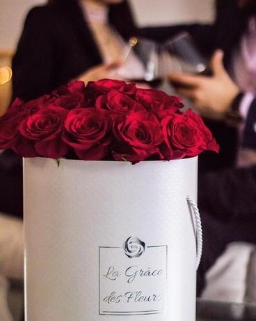 Roses Delivery Laval Qc La Grace Des Fleurs