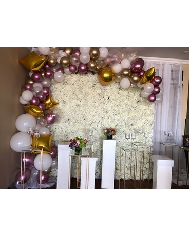 Balloon decoration Flower Arrangement