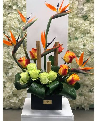 The Exotica Flower Arrangement