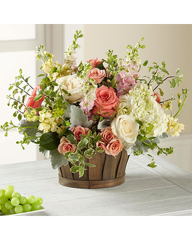 FTD Bountiful Garden Bouquet Flower Arrangement