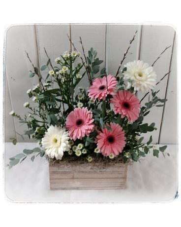 Walk in the garden Flower Arrangement