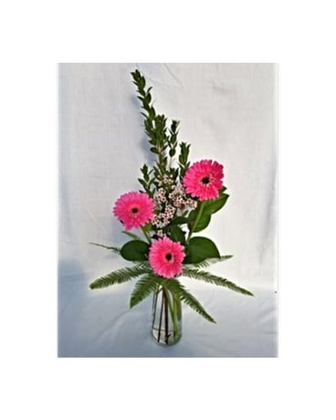 Thoughts Of You Bouquet with Gerbera Daisies