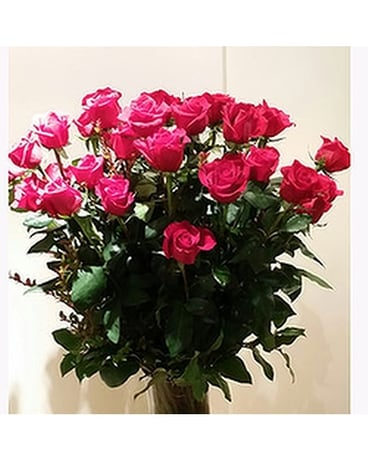 Roses Delivery Houston Tx Village Greenery Flowers