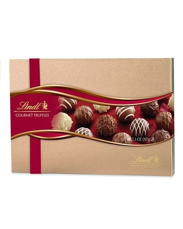 Lindt 8pc  Gourmet Truffles Gift Box Custom product