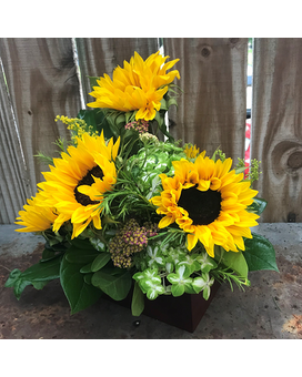 Sunflower Bouquet Flower Arrangement