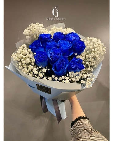 All Night Flower Arrangement