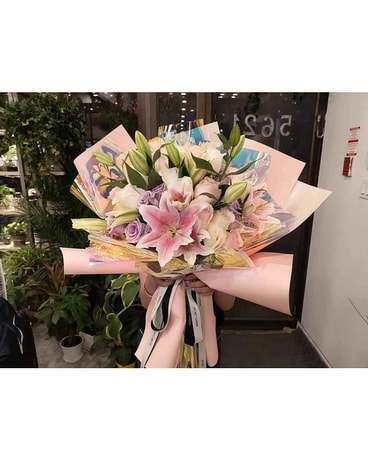 You Are My Queen by Secret Garden Bouquet
