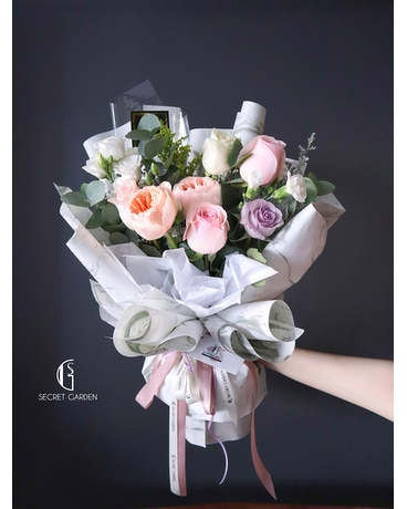 Euphoria Flower Arrangement