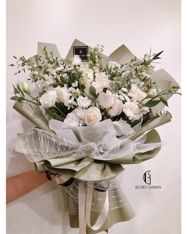 Glorious by Secret Garden Flower Arrangement