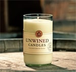Unwined Candle