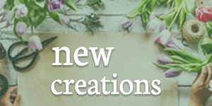 new floral design creations