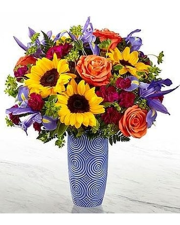 Touch of spring in baltimore md raimondis flowers fruit baskets touch of spring flower arrangement mightylinksfo
