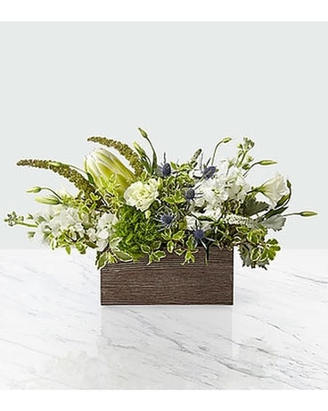 Natural Charm Flower Arrangement