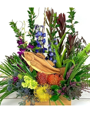 Oyster Bay Flower Arrangement