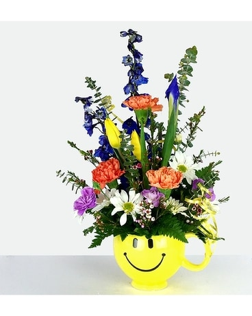 Good Thoughts Flower Arrangement