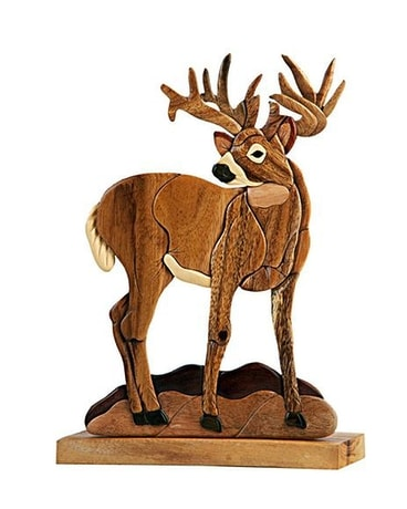 Handcrafted Deer Gifts