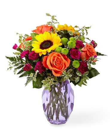 Summer Craze Flower Arrangement