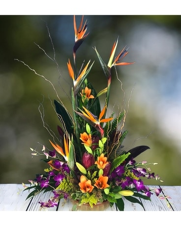 The Island Flower Arrangement