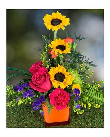 Summer Crush Flower Arrangement